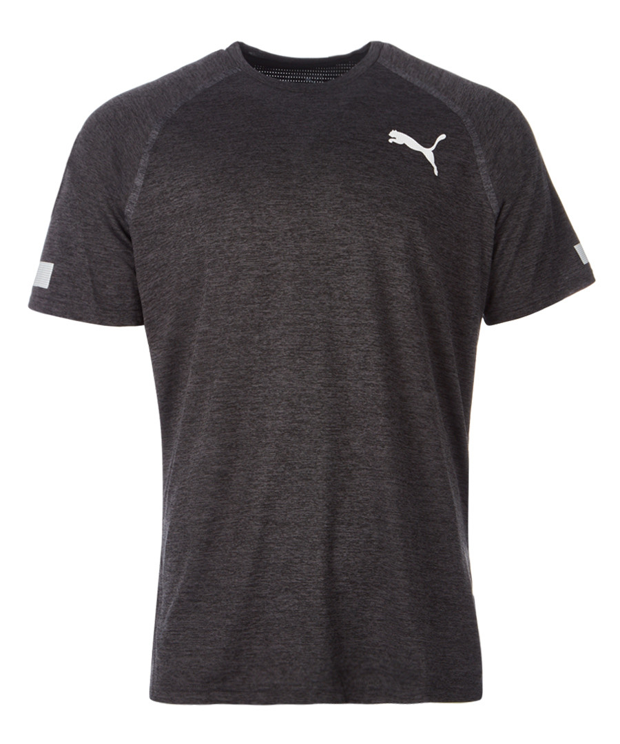 Bnd Tech grey marl T-shirt Sale - puma