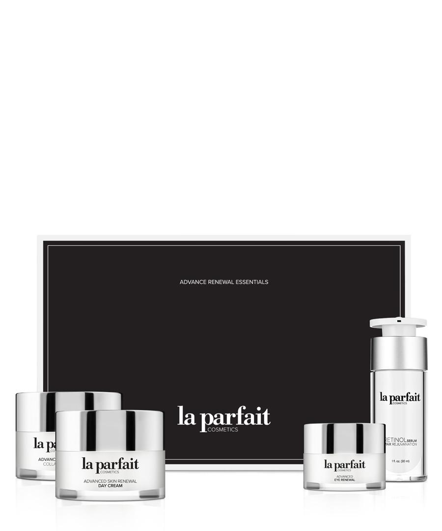advanced renewal essentials set Sale - la parfait cosmetics