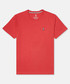 Classic red pure cotton T-shirt Sale - Psycho Bunny Sale