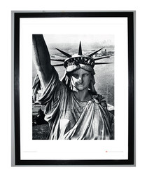 Statue of Liberty framed print 40cm