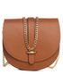 Fiora tan leather crossbody Sale - lia biassoni Sale