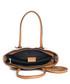 Chiusi tan leather shopper bag Sale - lucca baldi Sale