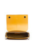 Santa fiora yellow leather crossbody Sale - lucca baldi Sale