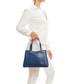 Monte terminillo blue leather shopper Sale - pia sassi Sale