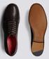leo walnut leather derby shoes Sale - Grenson Sale