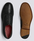 Louis black leather oxford shoes Sale - Grenson Sale