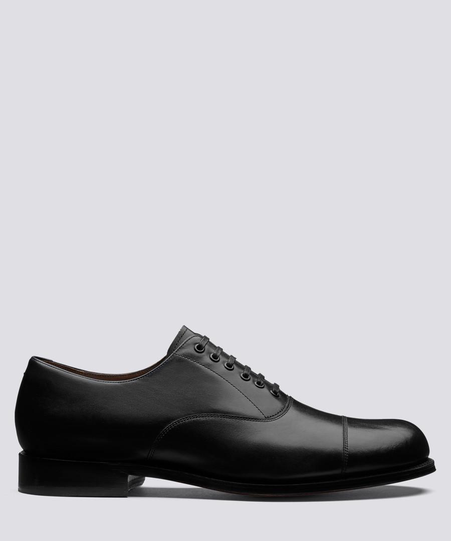 Louis black leather oxford shoes Sale - Grenson