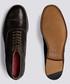 Leander walnut leather eyelet boots Sale - Grenson Sale