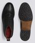 Murphy black calf leather boots Sale - Grenson Sale
