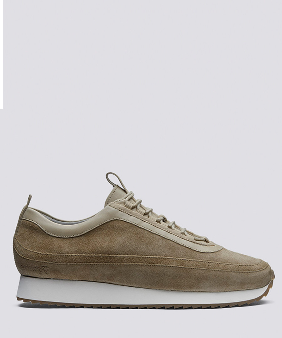 Sneaker 12 maple suede sneakers Sale - Grenson