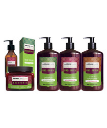 5pc Repair hair treatment set