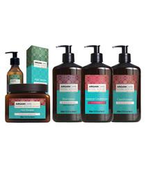 5pc Coloured hair treatment set