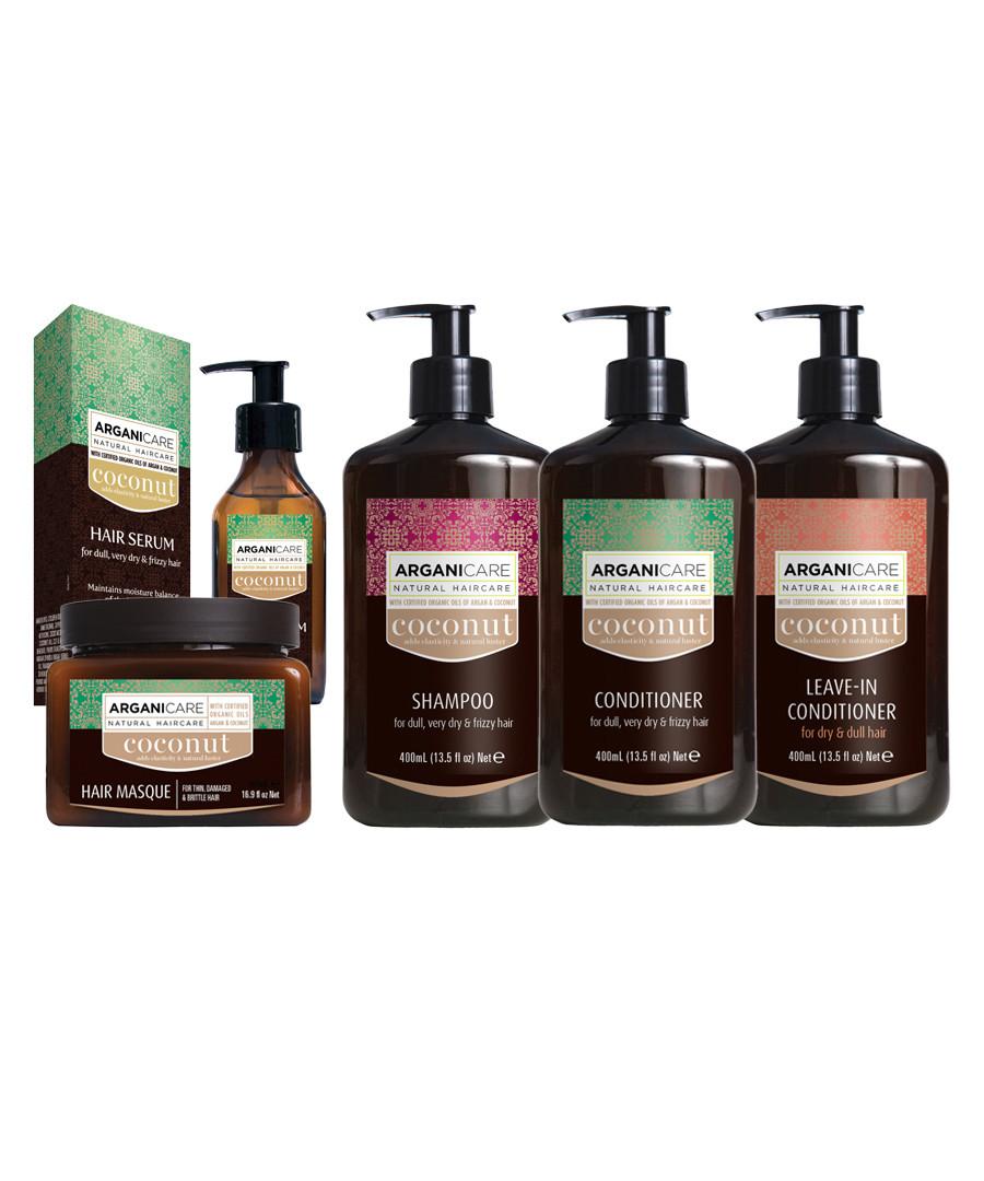 5pc Coconut hair treatment set Sale - arganicare