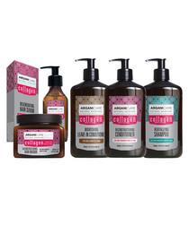 5pc Collagen hair treatment set