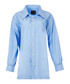 Blue pure cotton utility shirt Sale - Vivienne Westwood Sale