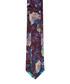 Pond burgundy pure silk tie Sale - VIVIENNE WESTWOOD Sale