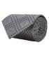 Grey pure silk squares tie  Sale - vivienne westwood Sale