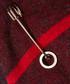 Red check wool blend poncho Sale - vivienne westwood Sale