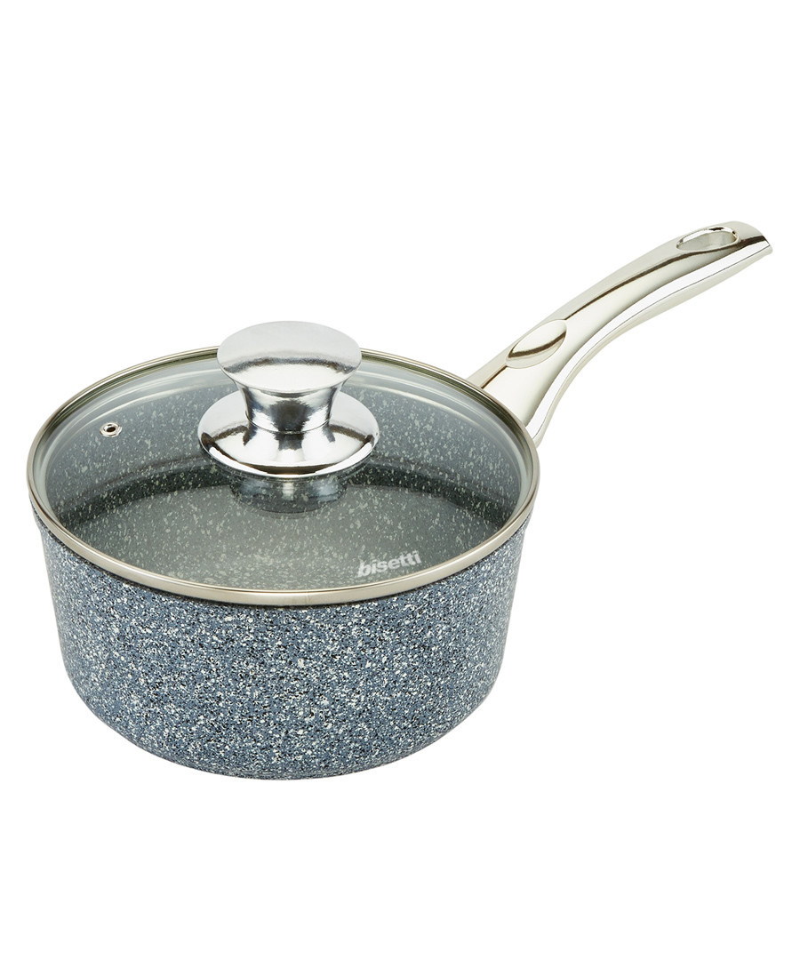 Pierre Gourmet metal handle pot & lid Sale - bisetti