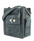 The James raven suede shoulder bag Sale - amanda wakeley Sale