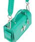 The Robbie emerald moc-croc crossbody Sale - Amanda Wakeley Sale