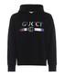 oil metallic pure cotton logo hoodie Sale - gucci Sale