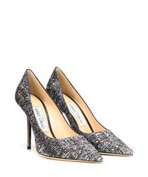 Love 100 bubblegum glitter heels