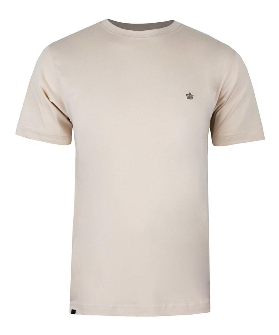Sand pure cotton T-shirt Sale - putney bridge