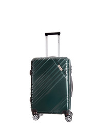 rosciano green suitcase 56cm