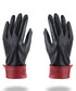 women's black & red leather gloves Sale - woodland leather Sale
