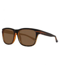 Brown frame & lens sunglasses