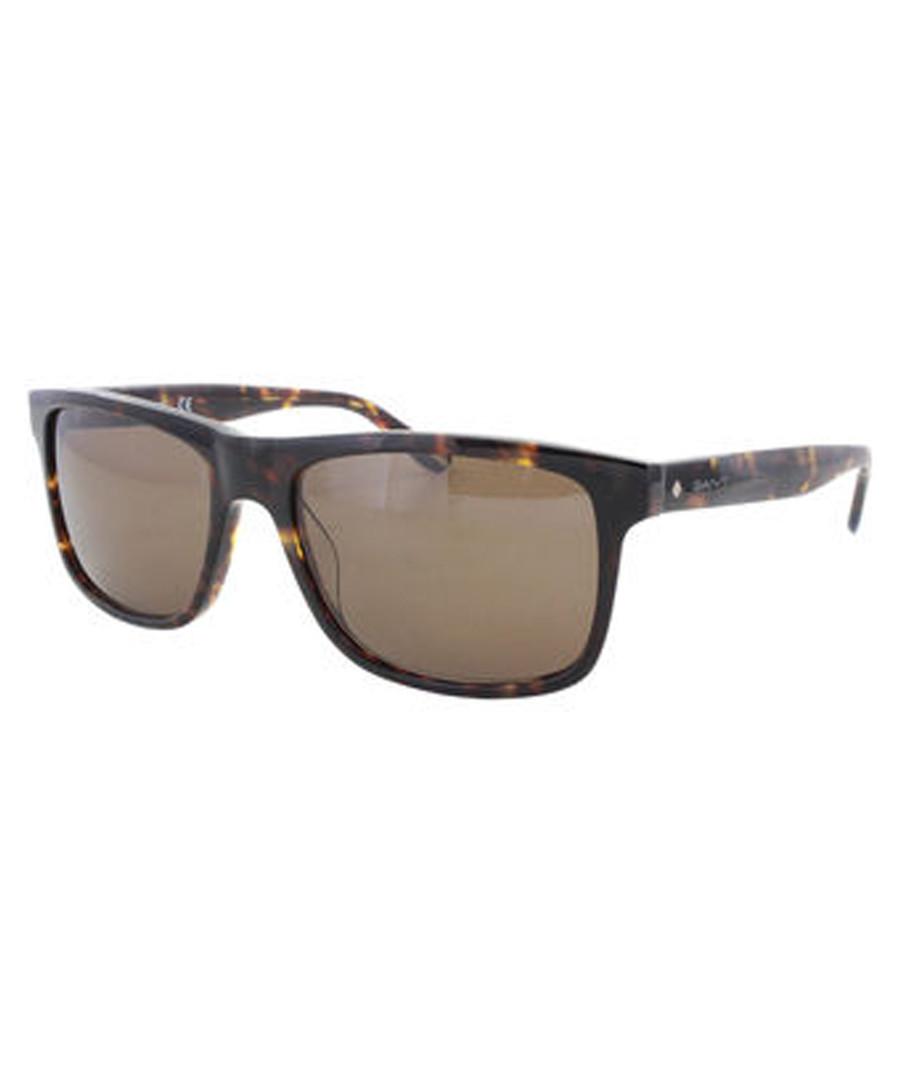 Brown tortoiseshell sunglasses Sale - gant