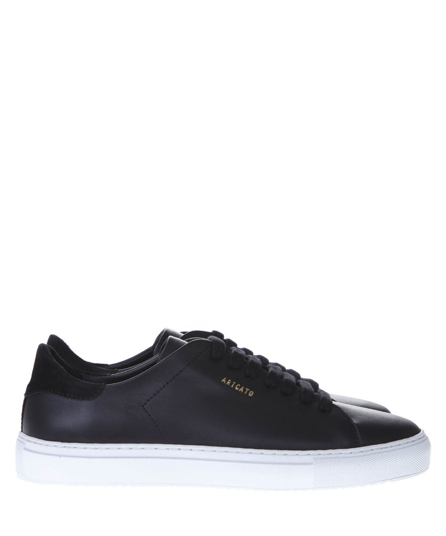 Clean 90 black leather sneakers Sale - axel arigato