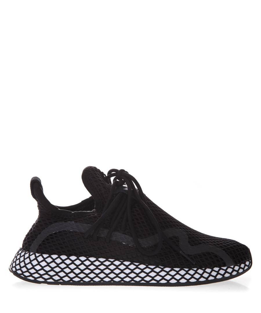 Deerupt black knit sneakers Sale - adidas originals