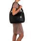 Chiara black leather grab bag Sale - anna morellini Sale