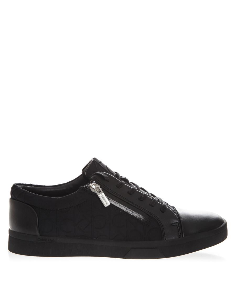 Ibrahim black sneakers Sale - calvin klein