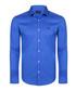 sax blue pure cotton shirt Sale - giorgio di mare Sale