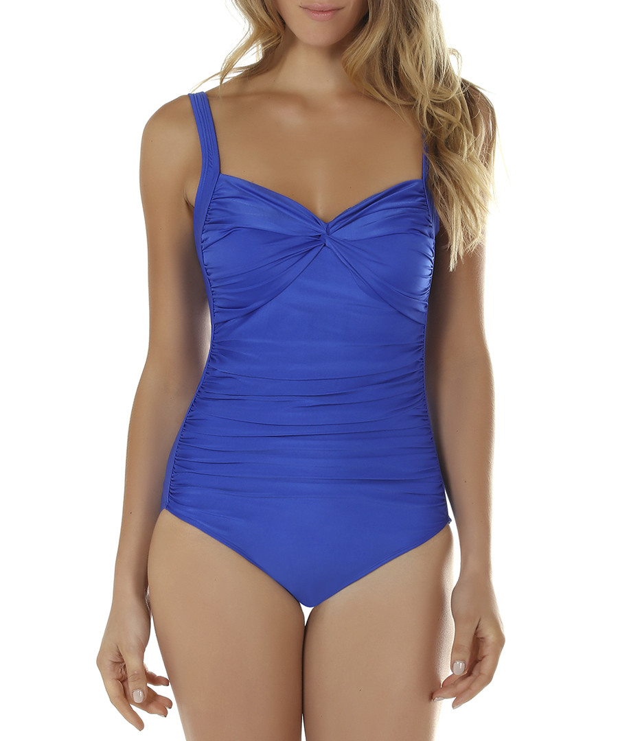Sapphire twist front swimsuit Sale - seaspray