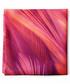 saturno red feather print scarf Sale - alber zoran Sale