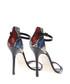 Multi python-effect heeled sandals Sale - marc ellis Sale