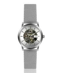 Bretten stainless steel mesh watch