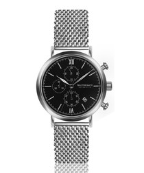 Augsburg stainless steel mesh watch
