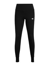 Black beauty cotton blend leggings