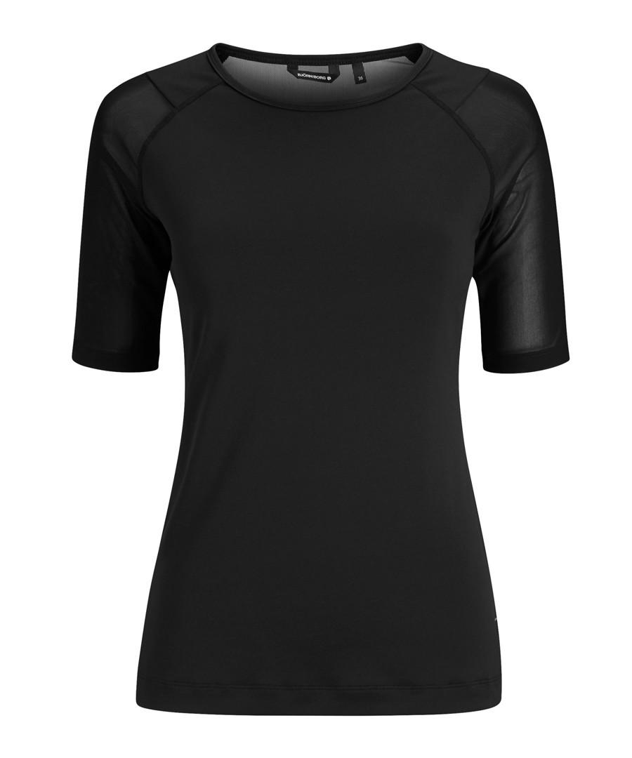 Black beauty half-sleeve T-shirt Sale - Bjorn Borg