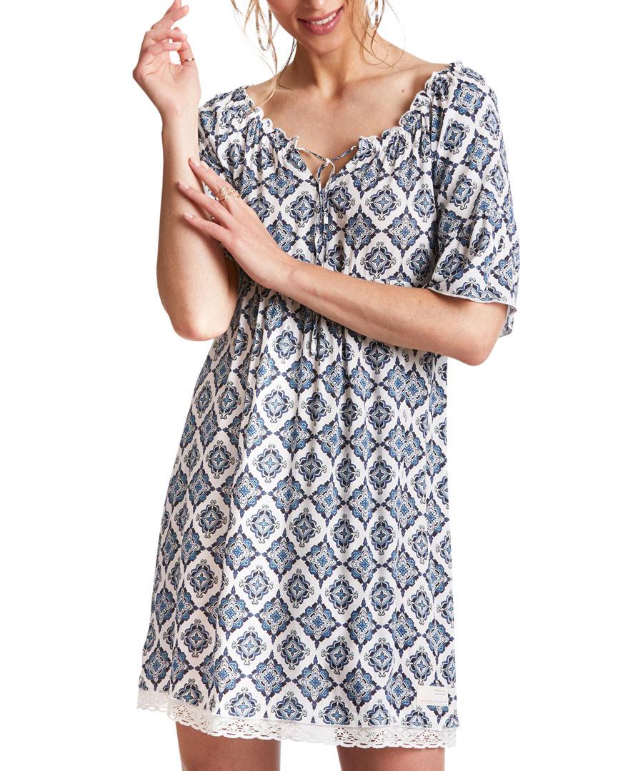 Standing Ovation navy mini dress Sale - odd molly