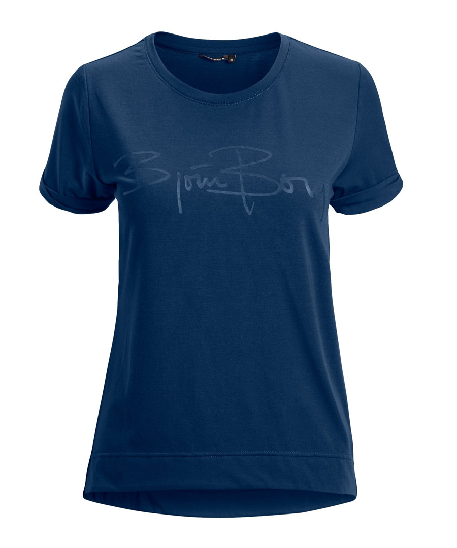 Poseidon cotton logo T-shirt Sale - Bjorn Borg