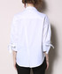 White wing print long sleeve shirt Sale - Kaimilan Sale