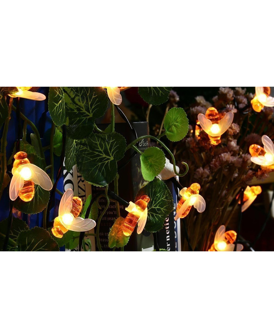 2pc Globrite bee solar trail 30 LED Sale - dynergy