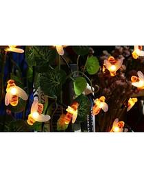 3pc Globrite bee solar trail 30 LED