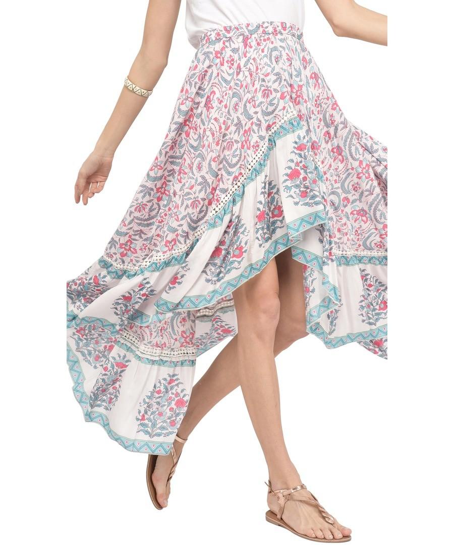 Asymmetric long skirt J61 Sale - Miss June